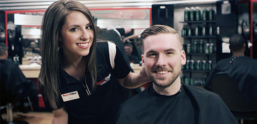 Sport Clips Haircuts of Westwood Vista Haircuts